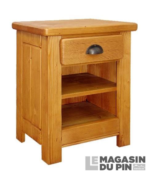Vente de meubles en pin épicéa chªne et teck Le Magasin du Pin