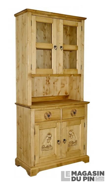 vente de meubles en pin pic a ch ne et teck le magasin du pin. Black Bedroom Furniture Sets. Home Design Ideas