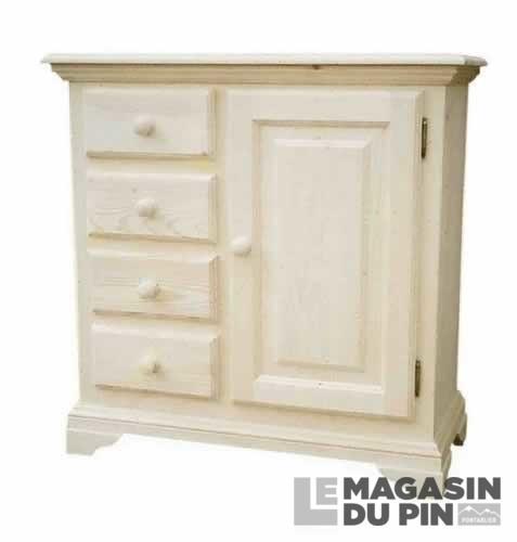 meuble bas 1 porte transilvania