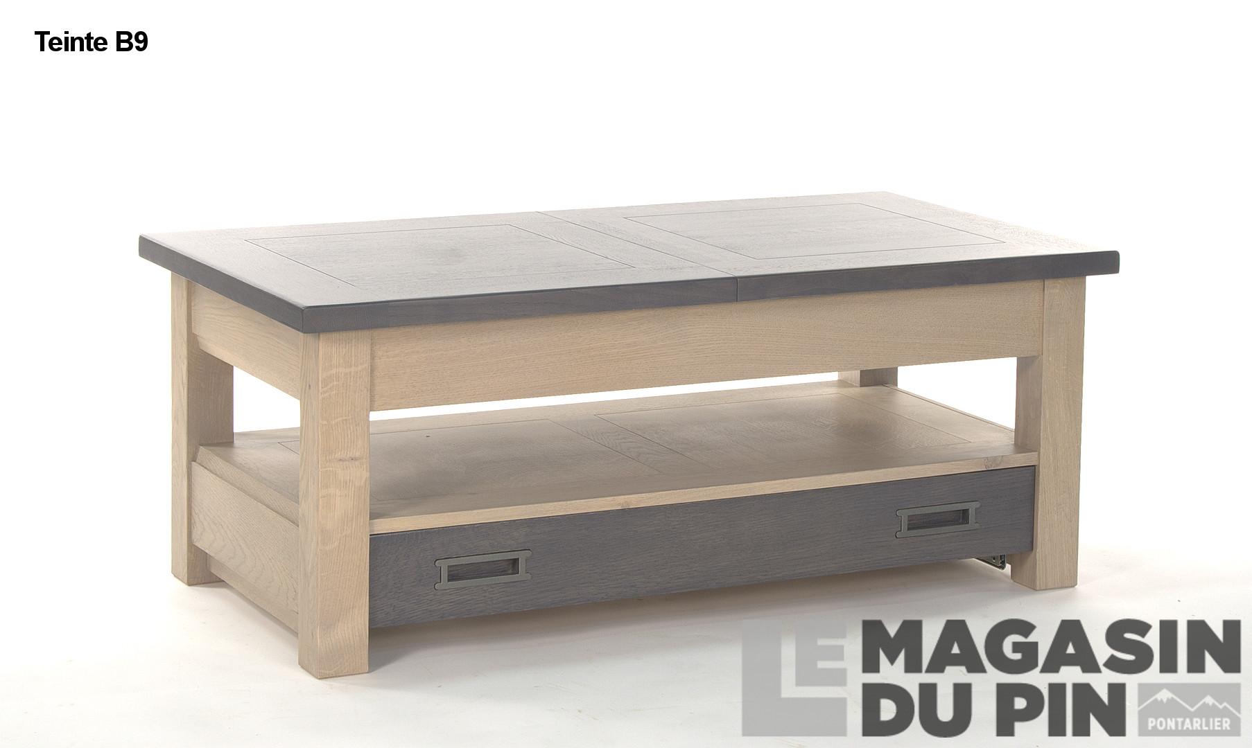 magasin en ligne 0aaca 6902c Table basse rectangulaire Porquerolles