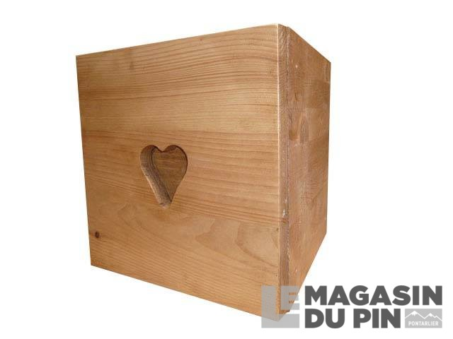 porte en bois pour int rieur de cube pin massif le magasin. Black Bedroom Furniture Sets. Home Design Ideas