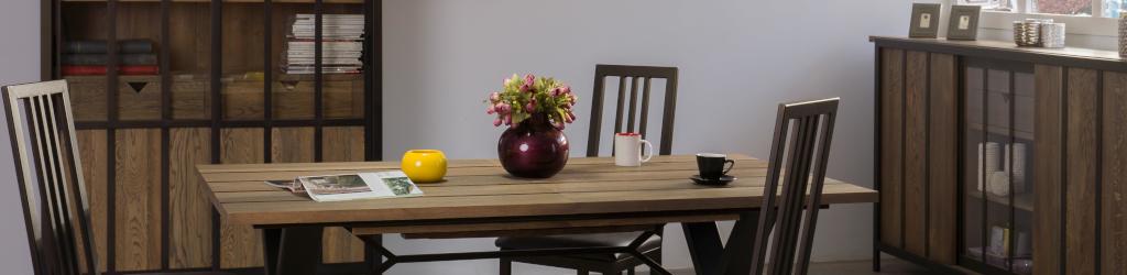 Ambiance collection Verrière meubles en chêne massif