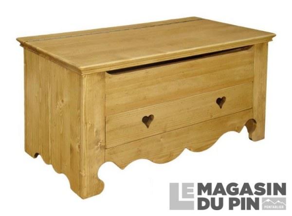 Coffre 1 tiroir Chamonix