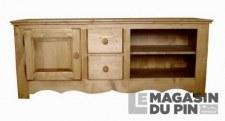 Meuble TV 1 porte Chamonix