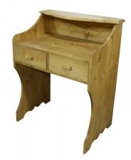 Bureau 2 tiroirs Chamonix