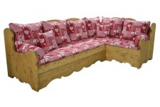 Canapé d'angle réversible Chamonix