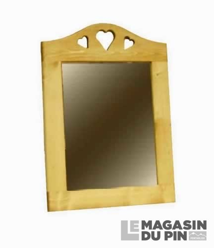 Miroir 75 cm Chamonix