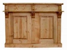 Meuble Bar 180 cm Chamonix
