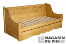 Canapé gigogne Jura Chamonix