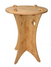 Table bistrot Chamonix