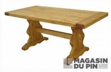 Table monastère Chamonix