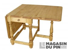 Table pliante Chamonix