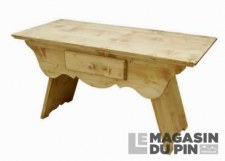 Table console Chamonix