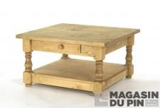Table basse carrée Chamonix