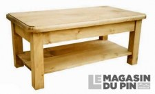 Table basse 100cm Chamonix