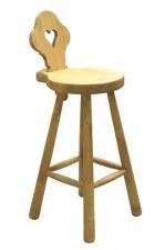 Chaise bar Chamonix