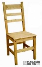 Chaise 3 barres Chamonix