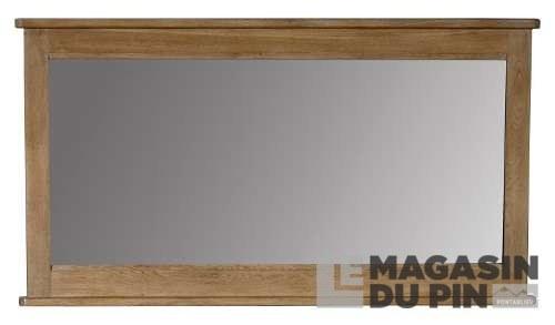 Miroir pour buffet 4 portes Loire