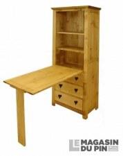 Table de berger Megève 3 tiroirs