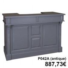 Bar 160cm 2 tiroirs