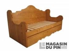 Canapé gigogne Aline