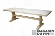 Table rustique 200cm Transilvania