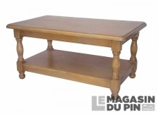 Table basse 2 plateaux Transilvania