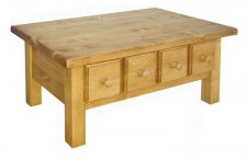 Table basse 4 tiroirs Transilvania
