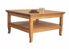 Table basse carrée Transilvania