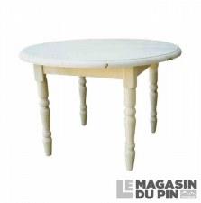 Table ronde 110cm Transilvania