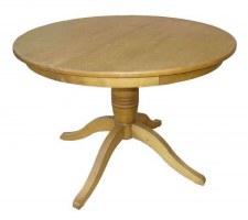 Table ronde 1 allonge Transilvania