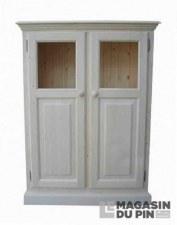 Armoirette 2 portes socle droit Transilvania
