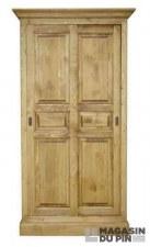 Armoire 2 portes coulissantes Transilvania