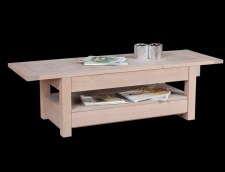 Table basse rectangulaire Patio