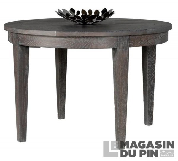 Table ronde 115cm