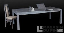 Table rectangulaire 140cm