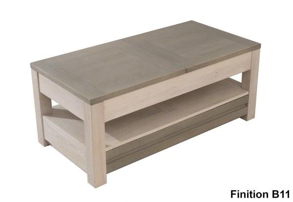 Table basse + allonge Citadine