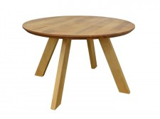 Table basse ronde Ø80 4 pieds