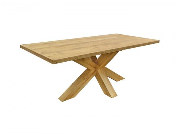 Table repas 200 cm 4 pieds en croix