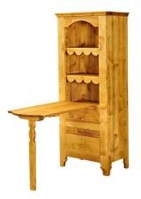 Table de berger 1 porte charnières bois