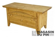 Table basse 1 porte Tradition