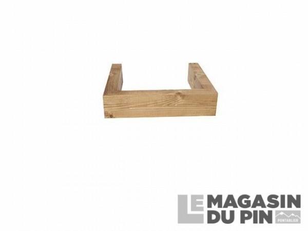 Pieds de cube 1 case
