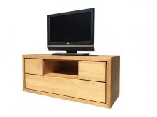 Meuble TV Cube 3 tiroirs