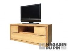 Meubles tv en pin massif le magasin du pin - Magasin de meuble a pontarlier ...