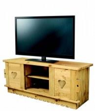 Meuble TV Écran plat 2 portes