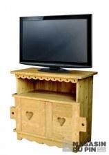 Meuble TV savoyard