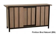 Buffet 3 portes 180cm Verrière