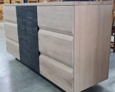 Enfilade 2 portes - 3 tiroirs Infinity