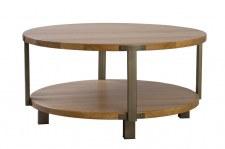 Table basse ronde Perigord 90cm
