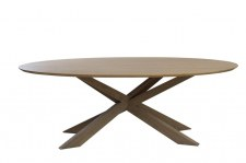 Table ovale 250cm Infinity